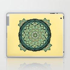 Morris Mandala Laptop & iPad Skin
