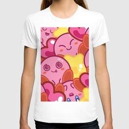 Kirby Pink T-shirt