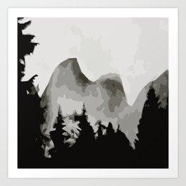 Rila Art Print