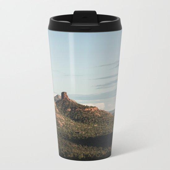 Arizona Heat Metal Travel Mug