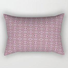 red Rectangular Pillow