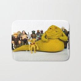 Jabba & The Crew Bath Mat