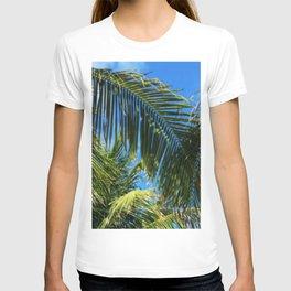 Palm Leaves / Tall Dreams T-shirt