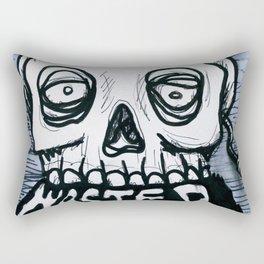 wasted Rectangular Pillow