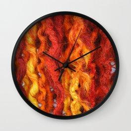 Miss Frizzle Wall Clock