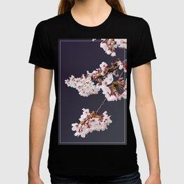 Cherry Blossoms (illustration) T-shirt