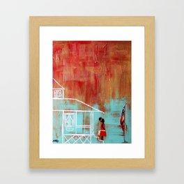 Dawn's Promise Framed Art Print