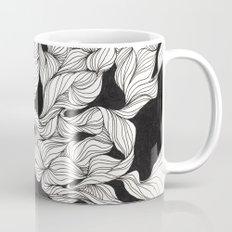 Abstract curlicues Mug