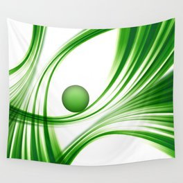Green 113 Wall Tapestry