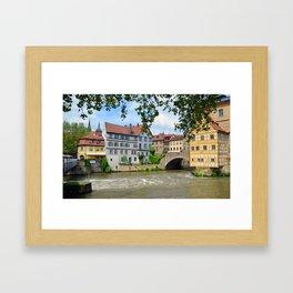 Bamberg Beauty Framed Art Print