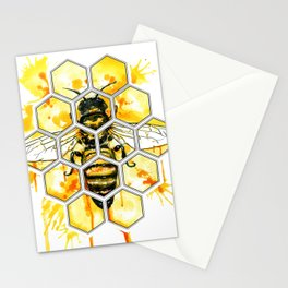 Hive Mentality Stationery Cards