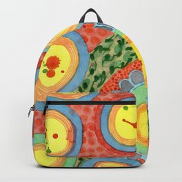 Splashes In Bubbles Backpack