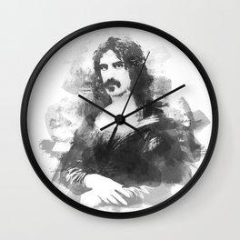 Zappa Lisa Wall Clock