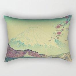 In Awe Rectangular Pillow