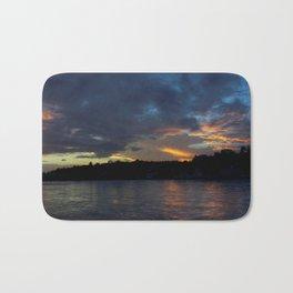 Sunset Panorama... Bath Mat