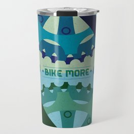 Bike More Travel Mug