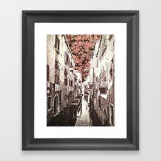 fiori di Venezia Framed Art Print