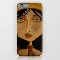 Pilot Girl iPhone 6s Slim Case