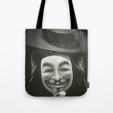 Anonymous II Tote Bag