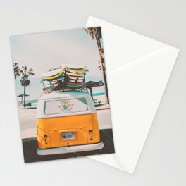 Coming Home to California Stationery Cards