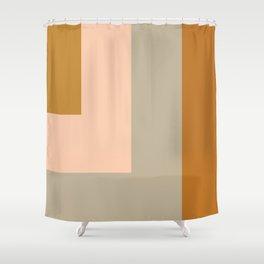 Minimalism_ART_01 Shower Curtain