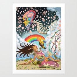 The Chalice Art Print