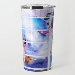 Upside Down Travel Mug