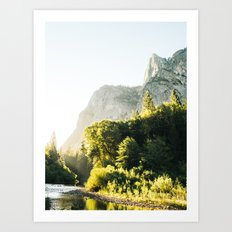 Kings Canyon Art Print