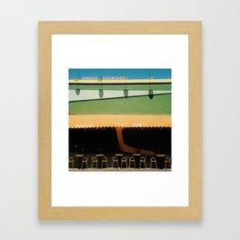Loz Feliz Framed Art Print