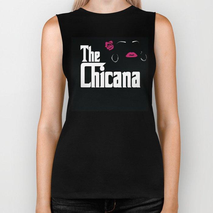 The Chicana (Godfather) Biker Tank