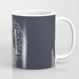 """M""ONOGRAM Coffee Mug"