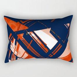 Static1, rwb Rectangular Pillow