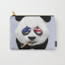 USA Panda Carry-All Pouch
