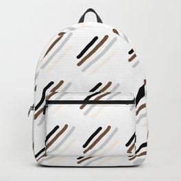 These Lines Are Diagonal and Boyish Backpack