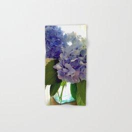Hydrangea Bouquet Hand & Bath Towel