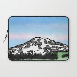 Mount Rainier Laptop Sleeve