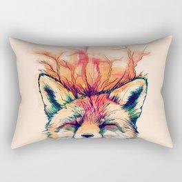 Fox Yeah! Rectangular Pillow