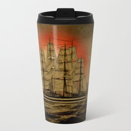 Set Sail - 001 Travel Mug