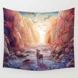 The Narrows Wall Tapestry