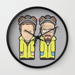 Breaking Bad – Walt + Jesse Wall Clock