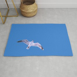 Seagull - quote Rug