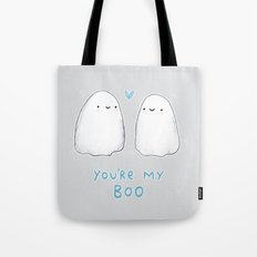 Spooky Love Tote Bag