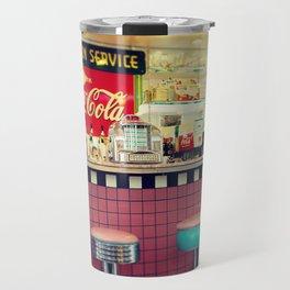 retro diner Travel Mug