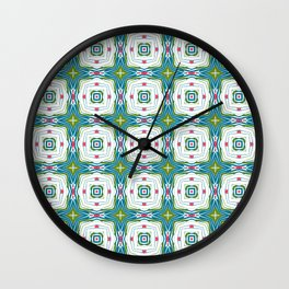 Square Inconstancy Wall Clock
