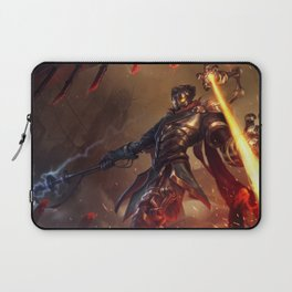 Classic Viktor League Of Legends Laptop Sleeve