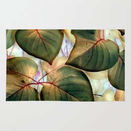 Red Bud Leaves - IA Fall Rug