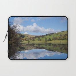 Ladybower reservoir Laptop Sleeve