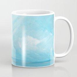 Resurgence - Stormy Ocean Seascape Coffee Mug