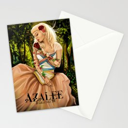 Azalée  Stationery Cards