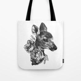 Fawn & Flora I Tote Bag
